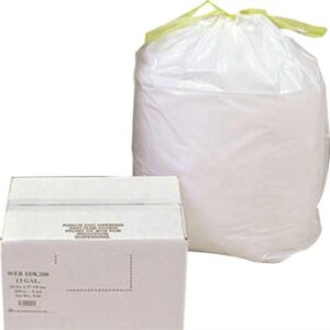 6M 10 Gal Can Liners 1000 Cs