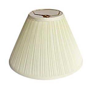 7x13x10 Pleated Lamp Shade