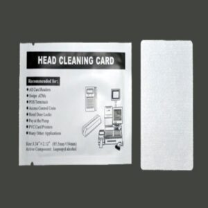 Cleaning Card For Door Locks (Each)