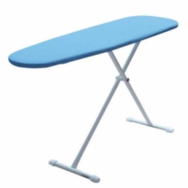 Iron Board With Cover Pad Blue Color 4-Cs 53x13