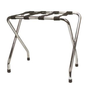 Metal Luggage Rack Stainless Steel