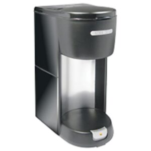 One Cup Coffee Maker Black 6-Cs