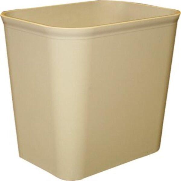 Waste Basket Base Color 14qt 12-Cs
